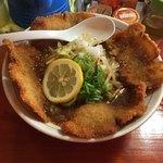 三木ジェット - 料理写真:バリかつジェット   ¥850
