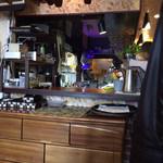 タートバン - 厨房