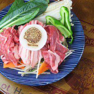 福岡随一の部位を取り揃えた羊肉専門店!