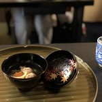 京料理 かじ - 吸い物