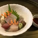 京料理 かじ - お刺身