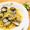 麦の粉 - 料理写真:『ボンゴレビアンコ&海の幸マリネ』 税込980円