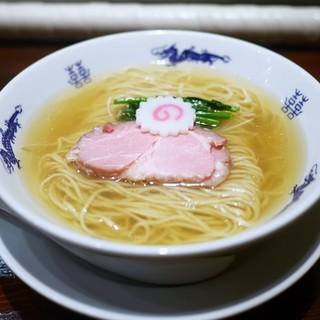 中華蕎麦にし乃 - 料理写真:中華蕎麦