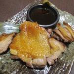 本格焼き鳥と鶏料理 個室 鳥邸 - 名古屋コーチン炙り焼き