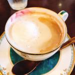 カフェ みゅーず - ホットココア(500円)