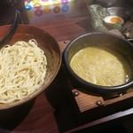 しゅういち - カレーつけ麺750円