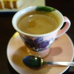 97712283 - ミルクコーヒー