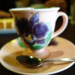 珈琲工房てらまち - ミルクコーヒー