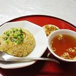 かさや - 料理写真:チャーハン650円