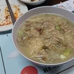 97713344 - 1809_Korean Restaurant Bi Chae Na Sentul_Si Gol Han Bang Baek Suk@390,000Rp×3(サムゲタン)