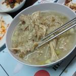 97713356 - 1809_Korean Restaurant Bi Chae Na Sentul_Si Gol Han Bang Baek Suk@390,000Rp×3(サムゲタン)