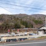 いろり焼 大柳 - 2018.11 店舗外観(焦点距離24mmで撮影)
