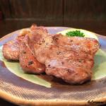 牛たんや - 信州牛の牛たん味噌漬焼