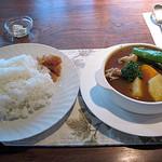 ツーサム - スープカレー