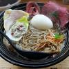 極麺 青二犀 - 料理写真:【(限定) らの道限定「但馬」 + 煮たまご】¥1800 + ¥100