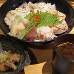藤もと - 炙り海鮮丼