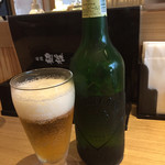 97724464 - 瓶ビール(キリンハートランド)♡¥600