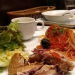 ピッツェリア ナオ - 鶏肉のグリル