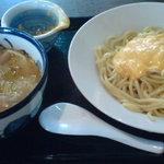 三ツ矢堂製麺 - チーズつけ麺
