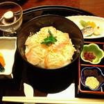9773551 - 鯛のゴマダレ漬茶漬け御膳