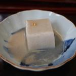 97730446 - 蕎麦豆腐