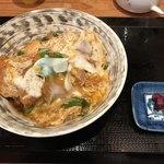うめか - 料理写真:カツ丼=680円