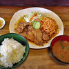 プチグリルサトー - 料理写真:ポークジンジャー定食