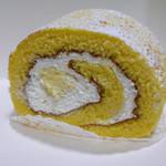 97735887 - 米粉のロールケーキ
