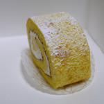 97735889 - 米粉のロールケーキ