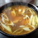 蕎麦処 三喜 - カレー南蛮そば