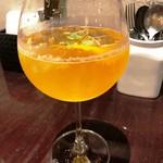 97737204 - ジムビーム&瀬戸内旬の柑橘&ソーダ