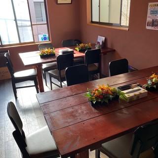 【テーブル個室】<最大10名様>までご利用可能◎ご宴会に最適です!