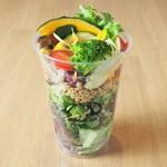 季節野菜のマリネサラダ