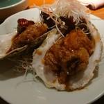 和中華と麺 丹陽 - 牡蠣