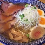 麺屋 まるきよ - しょうゆ750円