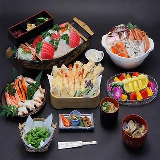 冬季は鍋付き!江戸前料理を屋形船でお楽しみください。