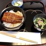 尾関屋 - 料理写真:うな丼(半身) 1,782円