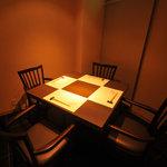 喰心-meat Dining- - 半個室②