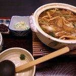 百姓庵 - 料理写真:味噌煮込定食