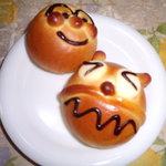 パンの家 mill - アンパンマンとバイキンマンのパン