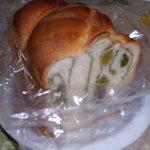 パンの家 mill - 抹茶ブレッド