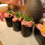 人形町 肉寿司 -