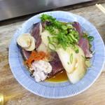 まるしん - 料理写真:鰹のたたき