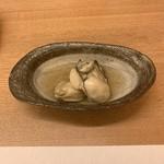 97752018 - 蒸し牡蠣