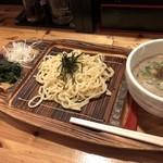 麺場神徳 - つけ麺 小盛り