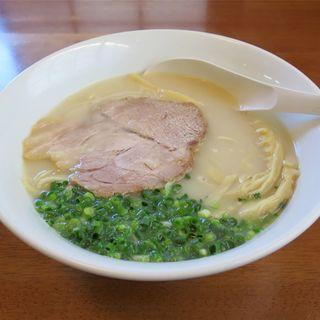 麺屋 菜々兵衛 - 料理写真:鶏白湯塩(780円)