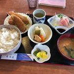 井田長 - 料理写真:日替りランチ(680円)