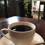 おれんじ - ドリンクはホットコーヒーです(2018.12.3)