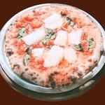 【1位】まるごと完熟トマトと新鮮バジルのマルゲリータ