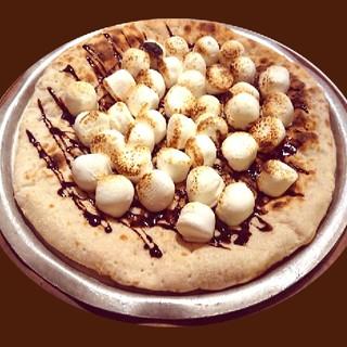 チョコレートチャンクピザ登場♪